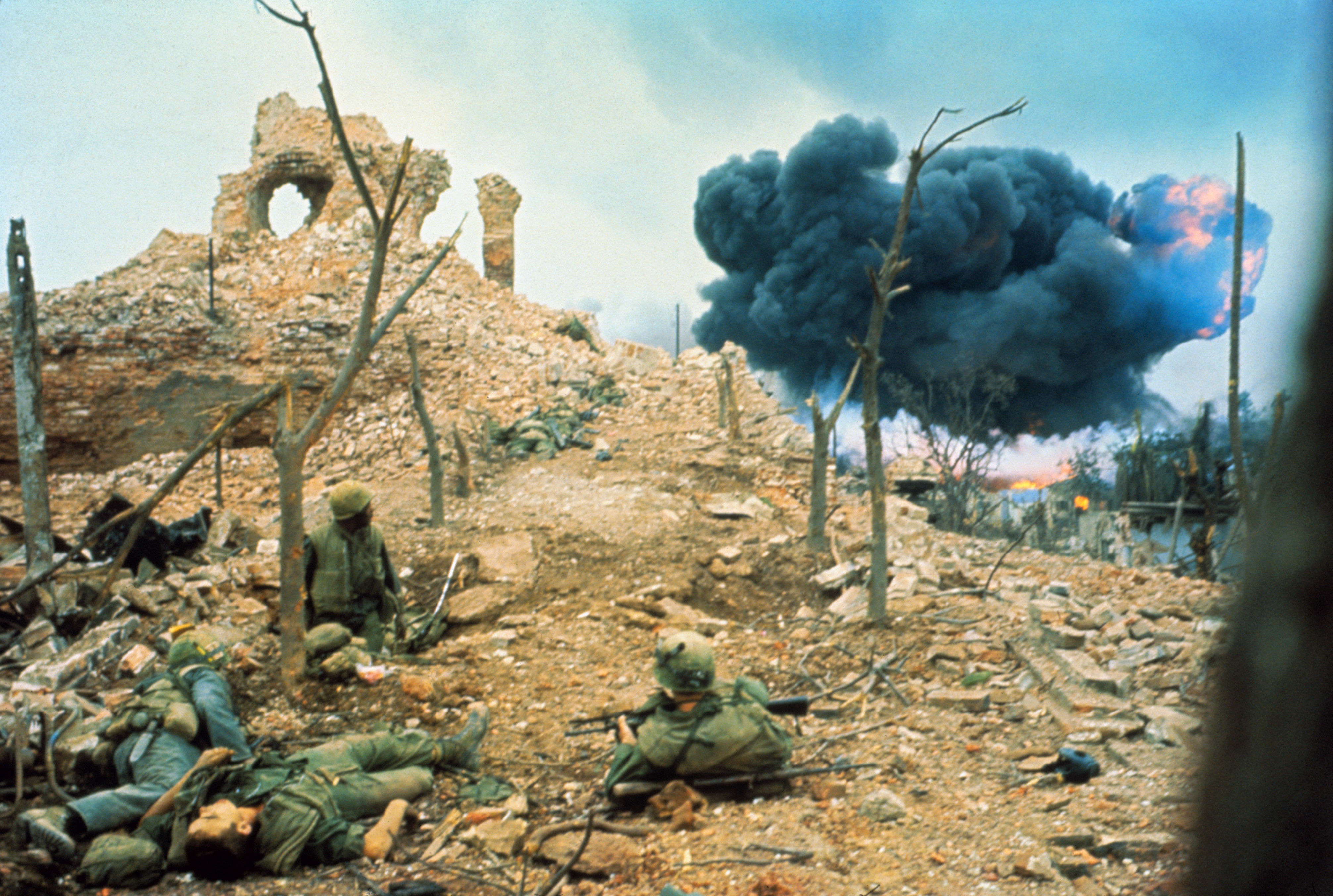 history of tet offensive What we learned: from the tet offensive facebook twitter originally published in the january 2011 issue of military history to subscribe, click here facebook.